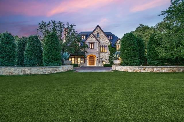5031 Deloache Avenue, Dallas, TX 75220 (MLS #14360078) :: Real Estate By Design