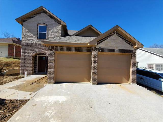 3720 S Main Street, Fort Worth, TX 76110 (MLS #14360376) :: All Cities USA Realty