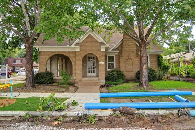 1401 5th Avenue, Fort Worth, TX 76104 (MLS #14360522) :: The Chad Smith Team