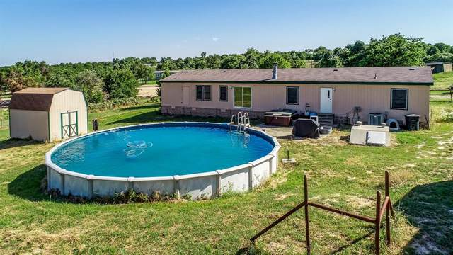 450 Big Salty Drive, Springtown, TX 76082 (MLS #14360628) :: NewHomePrograms.com LLC