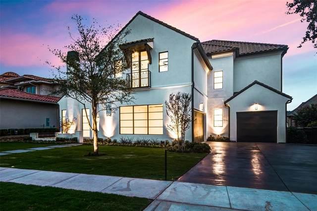 4716 Byron Circle, Irving, TX 75038 (MLS #14361370) :: All Cities USA Realty