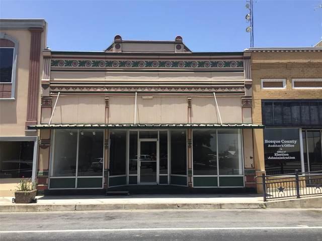 106 W Morgan, Meridian, TX 76665 (MLS #14361410) :: The Tierny Jordan Network