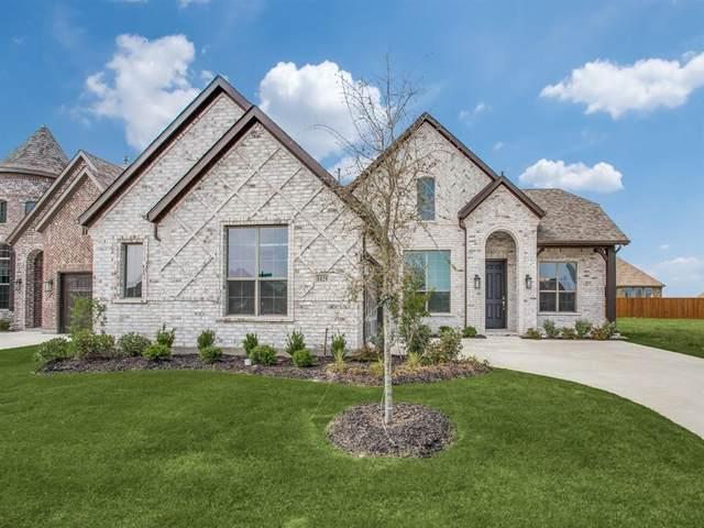 1029 Hunters Creek Drive, Rockwall, TX 75087 (MLS #14361470) :: NewHomePrograms.com LLC