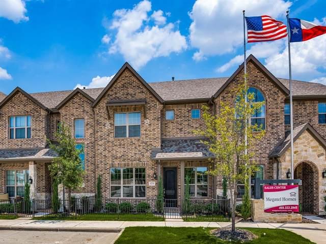 6218 Rilla Street, Frisco, TX 75035 (MLS #14361720) :: The Hornburg Real Estate Group