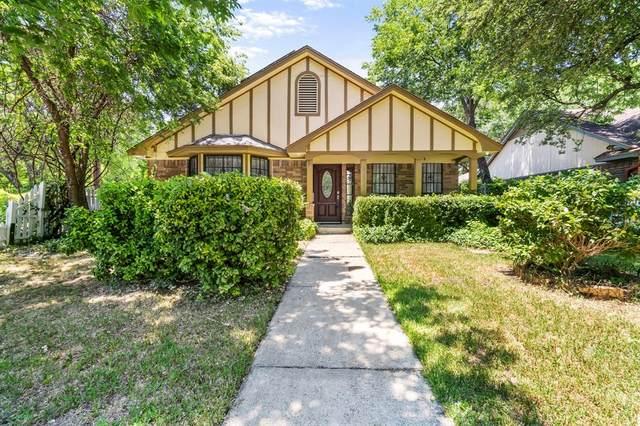 5603 Reiger, Dallas, TX 75214 (MLS #14361781) :: The Kimberly Davis Group
