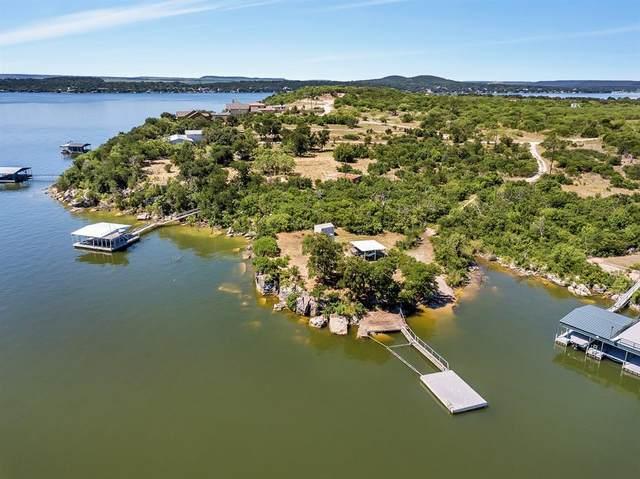 5419 Stillwater Lane, Possum Kingdom Lake, TX 76450 (MLS #14362351) :: Hargrove Realty Group