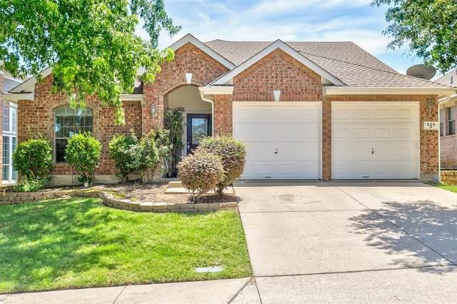 520 Terrace View Drive, Mckinney, TX 75071 (MLS #14362381) :: Tenesha Lusk Realty Group