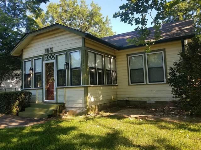 108 Woodland Street, Malakoff, TX 75148 (MLS #14362539) :: The Mitchell Group