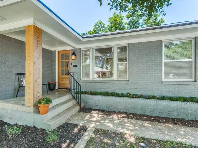 9823 Mercer Drive, Dallas, TX 75228 (MLS #14362648) :: Trinity Premier Properties