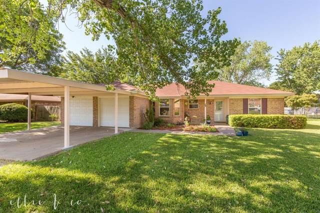 109 Yucca, Clyde, TX 79510 (MLS #14363966) :: Frankie Arthur Real Estate