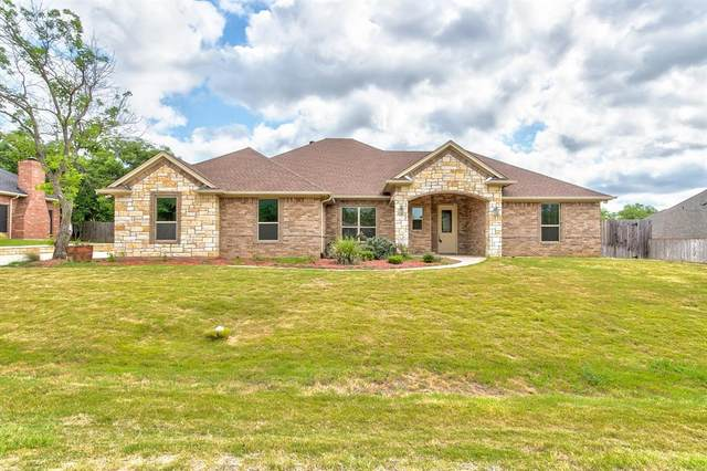 9129 Hanging Moss Drive, Granbury, TX 76049 (MLS #14364318) :: Team Tiller