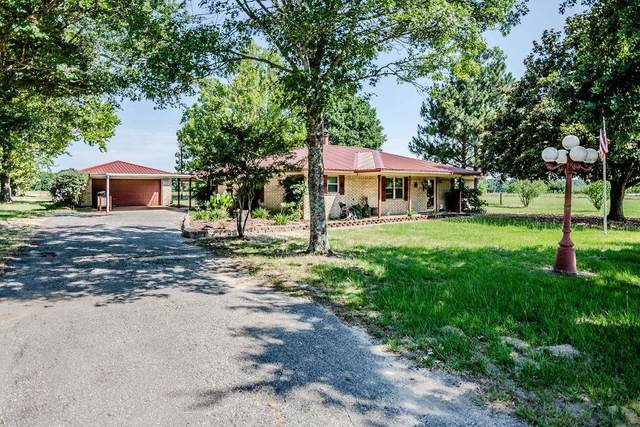 3551 Vz County Road 4416, Canton, TX 75103 (MLS #14364642) :: Baldree Home Team