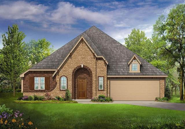 4805 Windfern Way, Midlothian, TX 76065 (MLS #14364762) :: The Hornburg Real Estate Group