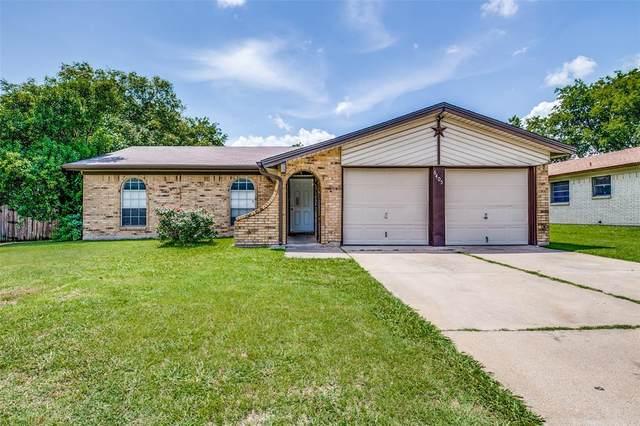 6405 Saramac Drive, Watauga, TX 76148 (MLS #14365004) :: Justin Bassett Realty
