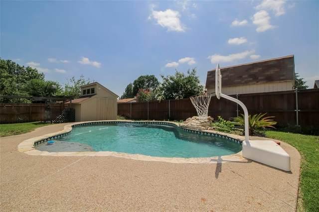 7537 Meadowbrook Drive, Watauga, TX 76148 (MLS #14365089) :: Justin Bassett Realty