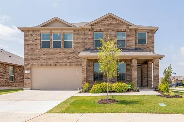 1100 Lakin Road, Fort Worth, TX 76177 (MLS #14365256) :: The Heyl Group at Keller Williams