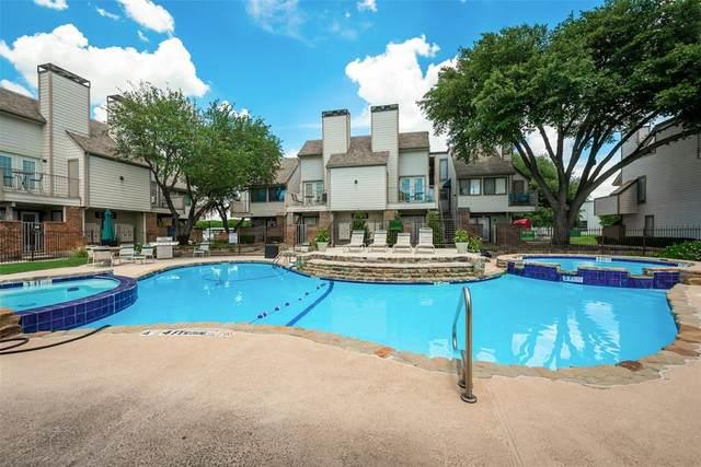 3125 Sondra Drive #202, Fort Worth, TX 76107 (MLS #14365528) :: The Mauelshagen Group