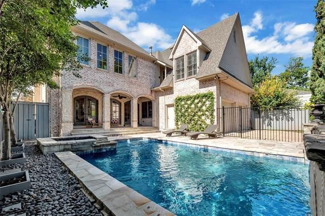 3421 Wentwood Drive, University Park, TX 75225 (MLS #14365893) :: Tenesha Lusk Realty Group