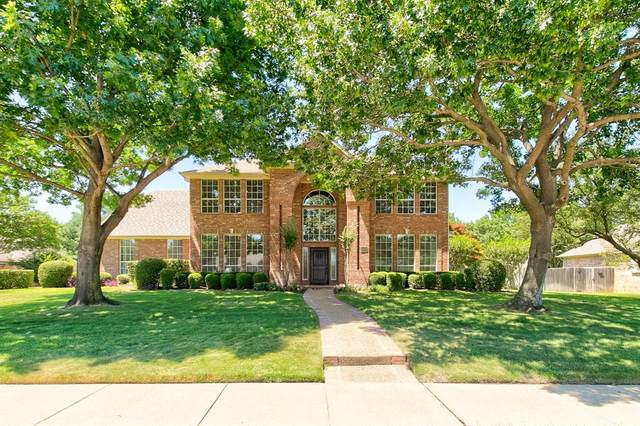 955 Oasis Court, Southlake, TX 76092 (MLS #14365955) :: The Mitchell Group