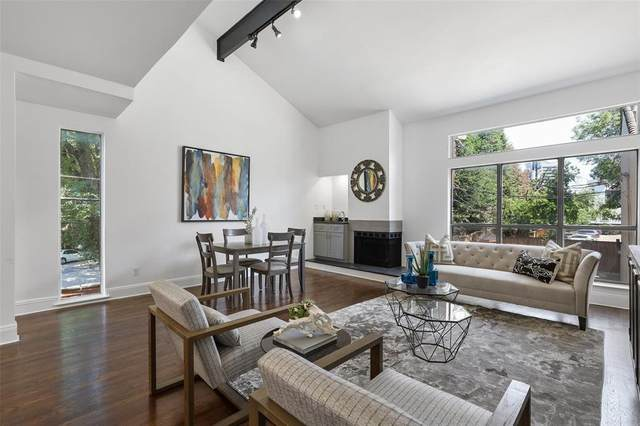 4030 Gilbert Avenue #6, Dallas, TX 75219 (MLS #14366726) :: Front Real Estate Co.