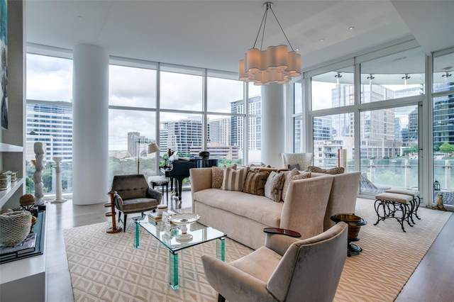 1918 Olive Street #401, Dallas, TX 75201 (MLS #14366740) :: Frankie Arthur Real Estate