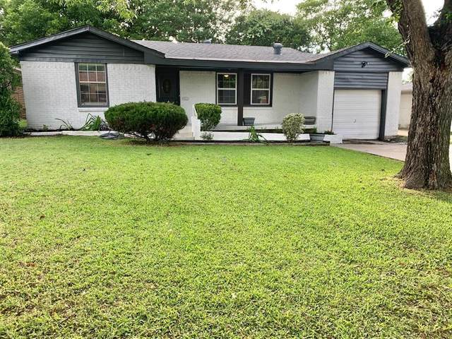 868 Ala Drive, White Settlement, TX 76108 (MLS #14367100) :: The Mitchell Group