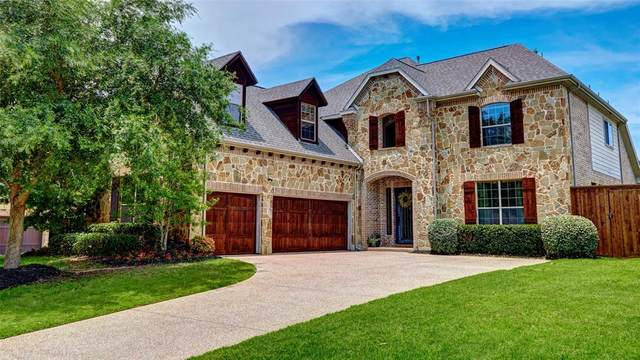 3001 Spring Lake Court, Highland Village, TX 75077 (MLS #14367128) :: Baldree Home Team