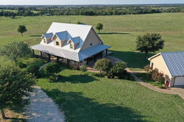 534 Private Road 1632, Stephenville, TX 76401 (MLS #14367424) :: The Kimberly Davis Group
