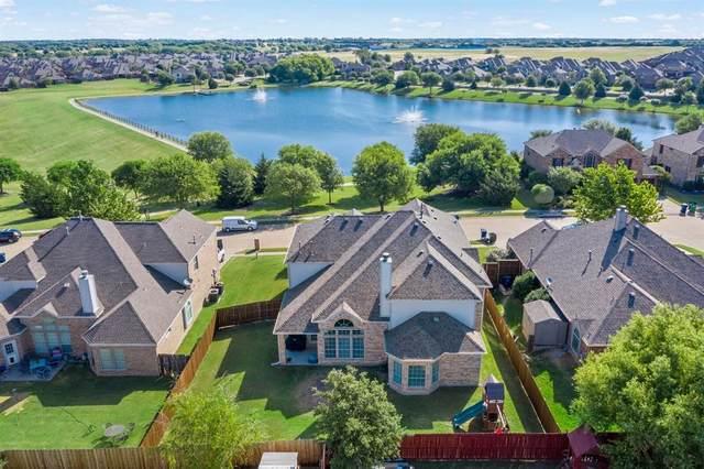 319 Palomino Lane, Celina, TX 75009 (MLS #14367840) :: The Kimberly Davis Group