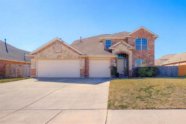 812 Sugar Hill Avenue, Cleburne, TX 76033 (MLS #14367989) :: The Rhodes Team