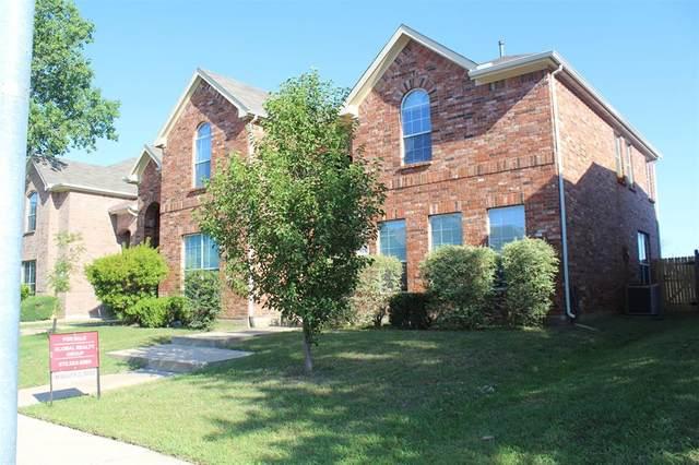 925 Jamie Drive, Grand Prairie, TX 75052 (MLS #14368420) :: The Heyl Group at Keller Williams