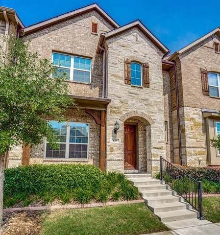 849 Dartford Drive, Richardson, TX 75081 (MLS #14368571) :: Justin Bassett Realty