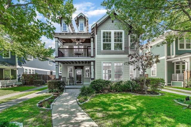 5614 Miller Avenue, Dallas, TX 75206 (MLS #14368858) :: The Heyl Group at Keller Williams