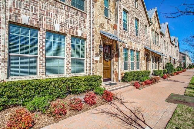 5745 Headquarters Drive, Plano, TX 75024 (MLS #14368917) :: Frankie Arthur Real Estate