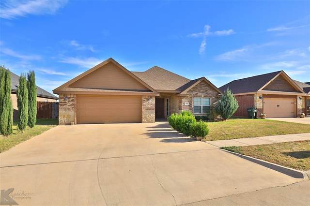 3449 Gays Way, Abilene, TX 79606 (MLS #14368940) :: Potts Realty Group