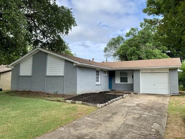 3605 Demaret Drive, Mesquite, TX 75150 (MLS #14369484) :: Robbins Real Estate Group