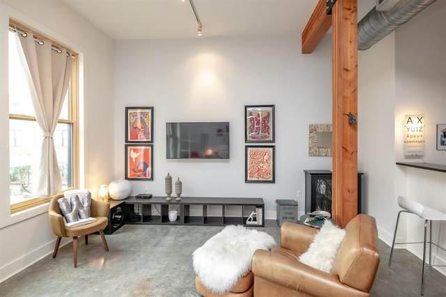 2502 Live Oak Street #237, Dallas, TX 75204 (MLS #14369587) :: Front Real Estate Co.