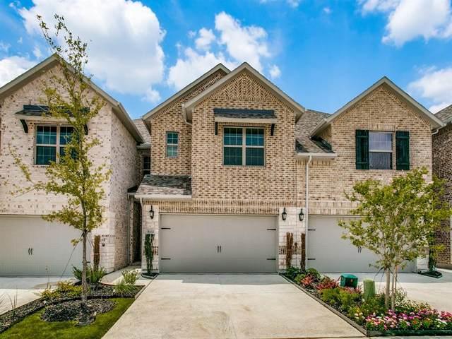644 Hutchinson Lane, Lewisville, TX 75077 (MLS #14369592) :: Team Hodnett