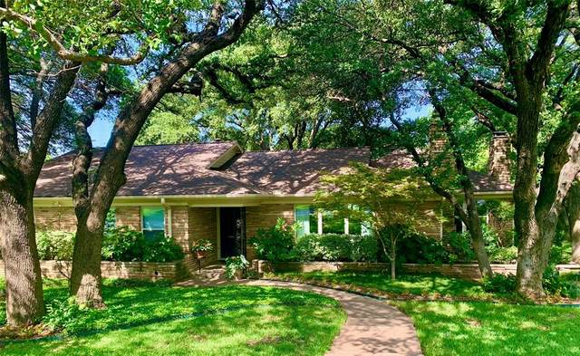 4100 Tamworth Road, Fort Worth, TX 76116 (MLS #14369731) :: Tenesha Lusk Realty Group