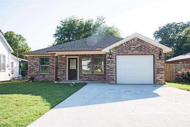 1026 S Maxey Street, Sherman, TX 75090 (MLS #14369956) :: The Heyl Group at Keller Williams