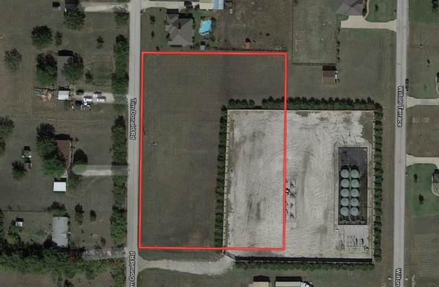 5575 Tim Donald Road, Dish, TX 76247 (MLS #14370031) :: Frankie Arthur Real Estate