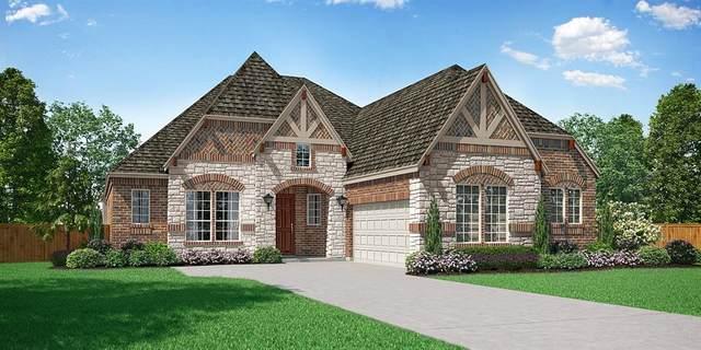 510 Granite Fields Drive, Rockwall, TX 75087 (MLS #14370099) :: Team Tiller