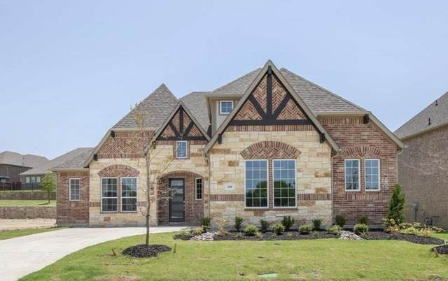 439 Montrose Drive, Rockwall, TX 75087 (MLS #14370102) :: Tenesha Lusk Realty Group