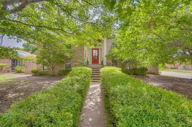 1138 Rogers Lane, Duncanville, TX 75137 (MLS #14370565) :: Robbins Real Estate Group