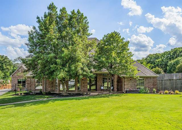 1208 Twin Creek, Southlake, TX 76092 (MLS #14370994) :: The Mitchell Group