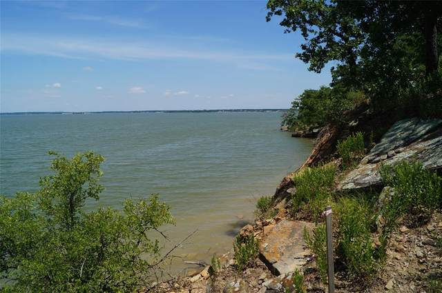 Lot 30 Cimmarron Bay Drive, Runaway Bay, TX 76426 (MLS #14371215) :: The Kimberly Davis Group