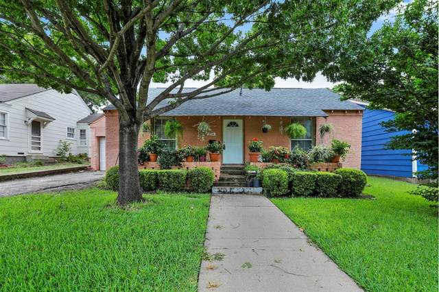 3724 Harley Avenue, Fort Worth, TX 76107 (MLS #14371439) :: The Mitchell Group