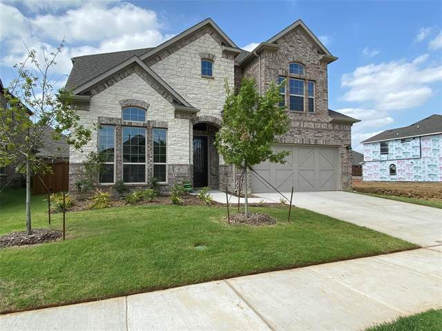 5815 Liverpool Street, Celina, TX 75009 (MLS #14371628) :: Real Estate By Design