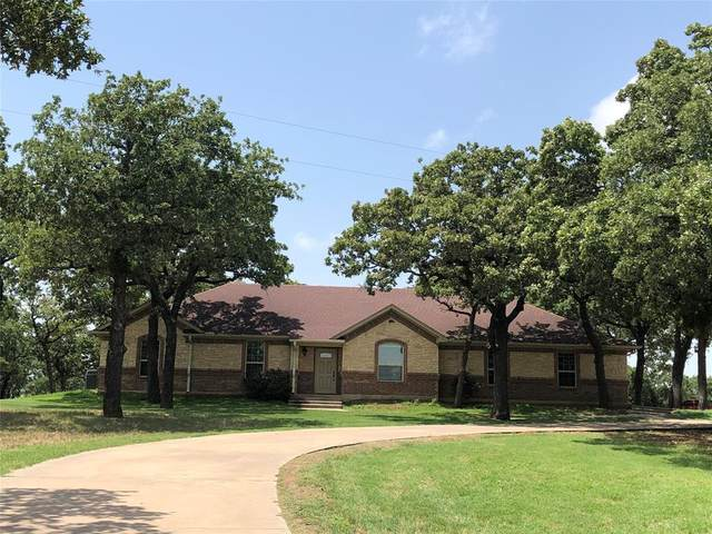 928 County Road 1021, Burleson, TX 76028 (MLS #14371776) :: Baldree Home Team