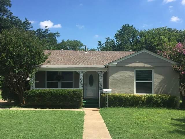 3424 W Biddison Street, Fort Worth, TX 76109 (MLS #14371815) :: Robbins Real Estate Group